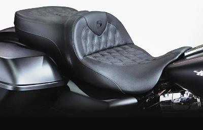 Saddlemen Road Sofa I Love Harley Davidson Bikes