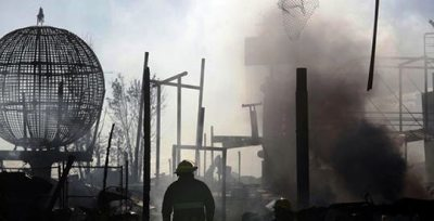 Sturgis Full Throttle Saloon Destroyed By Fire And Now