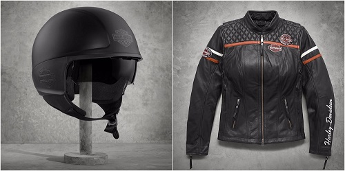 New Harley Gear Will Have You Riding in Style