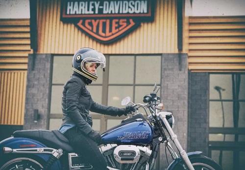 Meet Sturgis Motorcycle Rally Grand Marshal