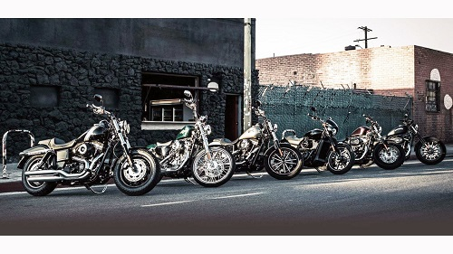 Which Bike is Which When Shopping for Your First Harley