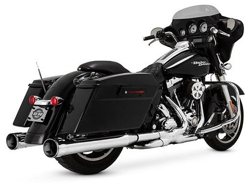 Bagger Nation Cult Forty-Five Mufflers