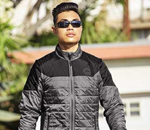 New Harley-Davidson Men's Convertible Mid-Layer Jacket