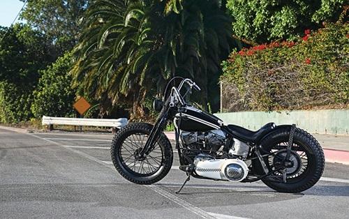 Cycle West Panhead Custom
