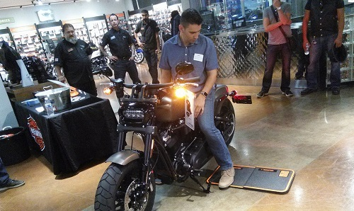 Harley Riding Academy Event Brings Out SoCal's Curious