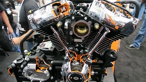 New Engines are Coming to HD Range for 2018