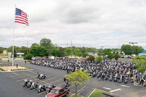 Woodstock Harley Hosts Veterans Memorial Ceremony