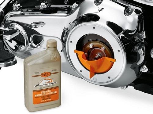 2018 Harley-Davidson Road Glide Special Oil Change