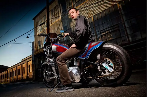 Harley-Davidson Night Train Reborn