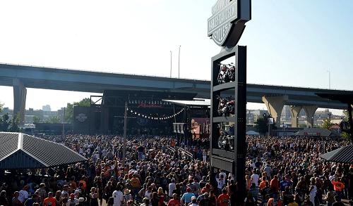Harley-Davidson Reveals 115th Anniversary Celebration Details